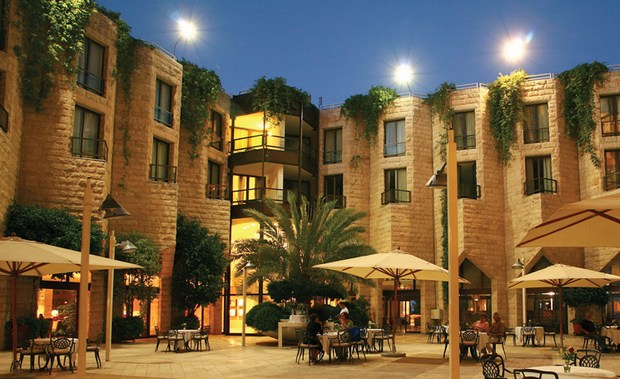 Inbal Jerusalem Hotel (Courtesy photo)
