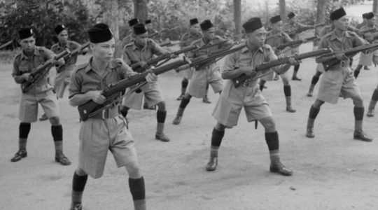 Why Singapore's Army Sang Israeli Songs