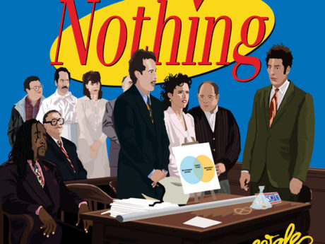 Seinfeld's Back With A Rap Album About Nothing