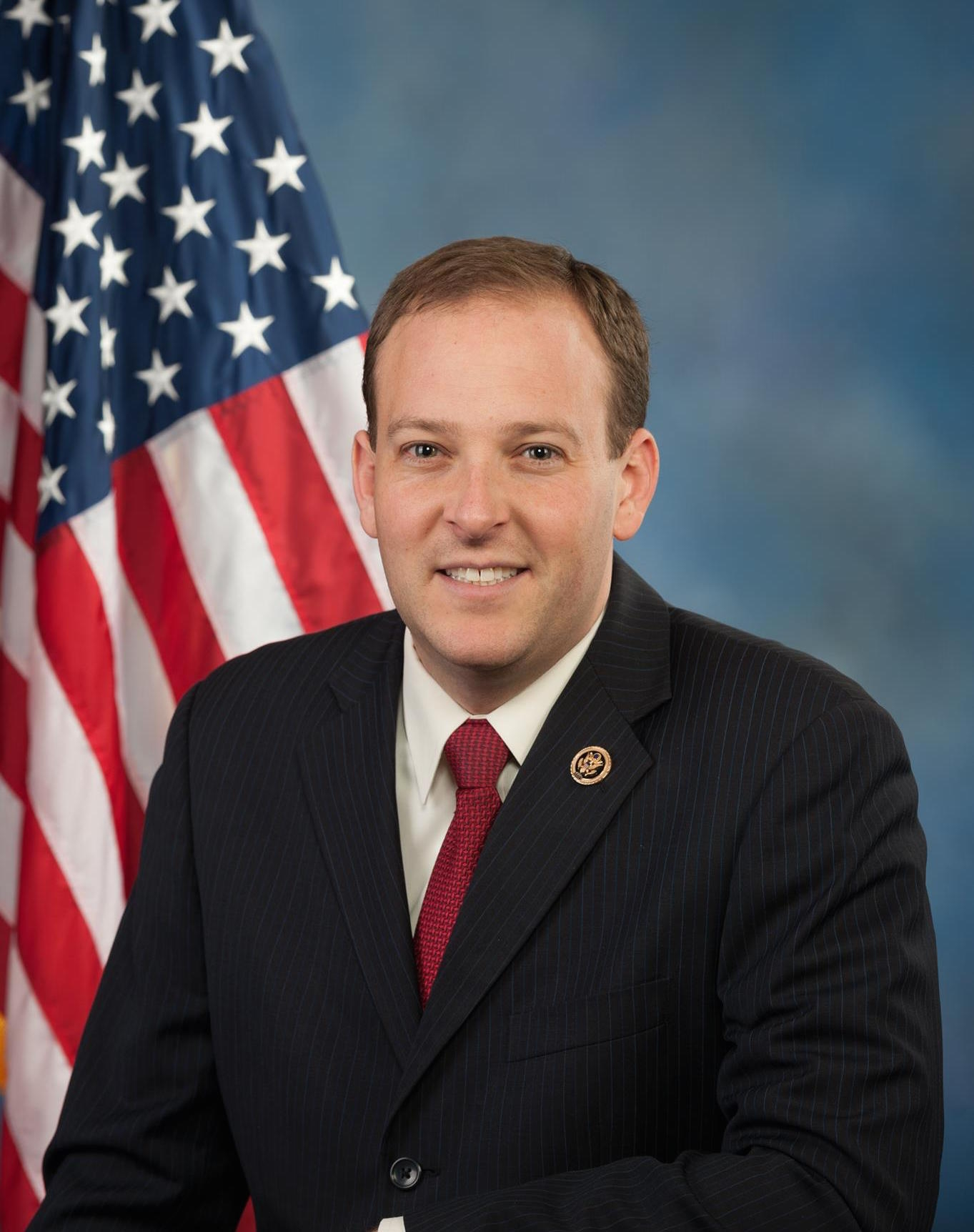 Rep. Lee Zeldin (R-N.Y.) represents New York's first congressional district. (Wikimedia Commons)