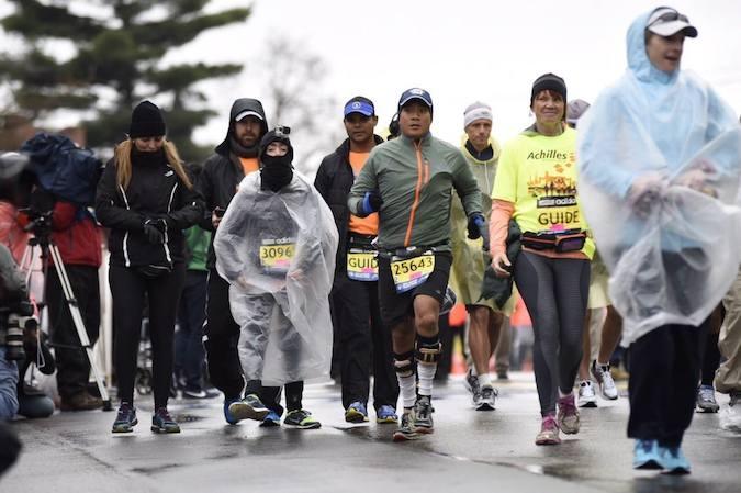 Maickel Melamed Boston Marathon