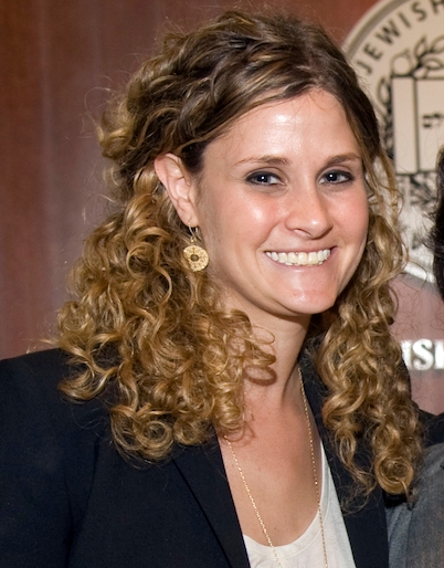 Naomi Firestone-Teeter: (Courtesy of the Jewish Book Council)
