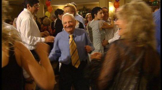 Dance Party for Buchenwald Survivors!