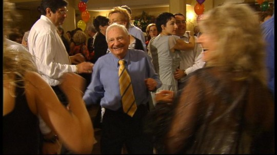 Dance Party for Buchenwald Survivors!