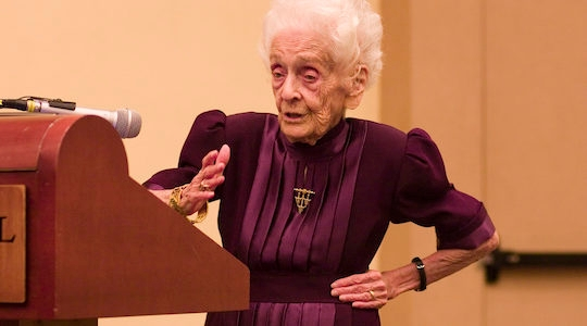 The Nobel-Winning Scientist Who Wouldn't Let the Nazis Keep Her Down