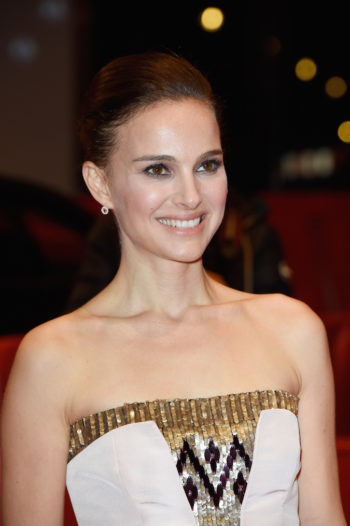 Natalie Portman attends the 'As We Were Dreaming' premiere during the 65th Berlinale International Film Festival on Feb. 9, 2015 in Berlin, Germany.  (Pascal Le Segretain/Getty Images)