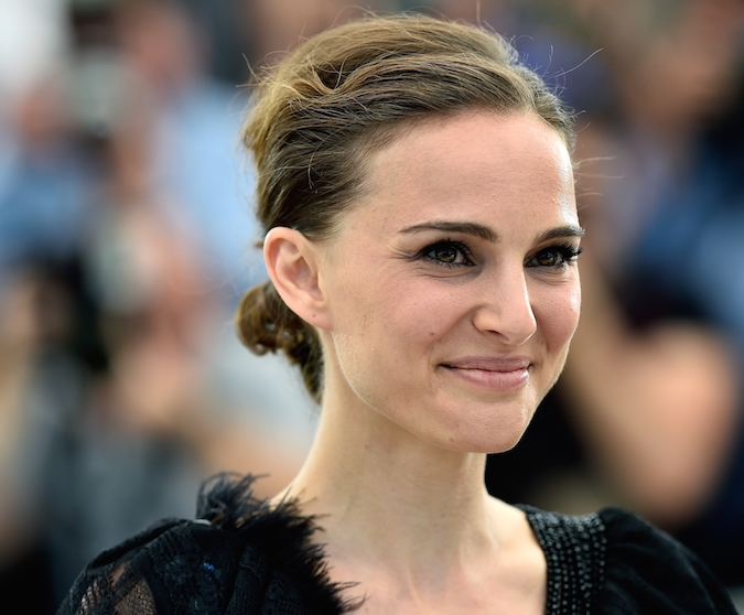 Natalie Portman at the 68th annual Cannes Film Festival on May 17, 2015 in Cannes, France. (Photo by Pascal Le Segretain/Getty Images)