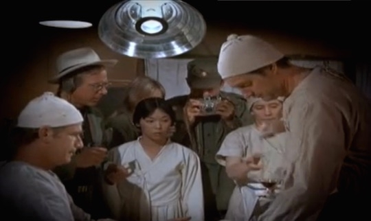 Remember the M*A*S*H Episode with the Bris?