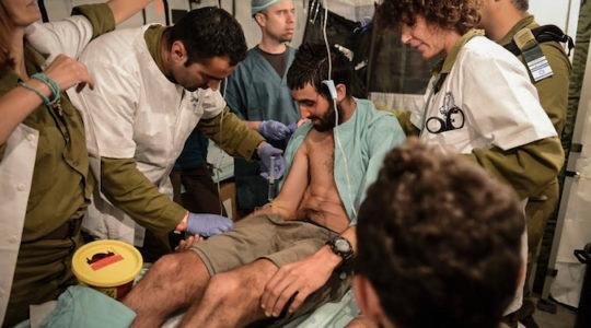 Israel IDF Nepal earthquake field hospital relief