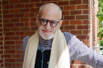 Larry Kramer is the subject of a new documentary. (Courtesy of HBO)
