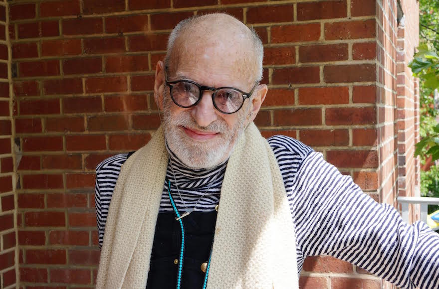 The life and work of Larry Kramer is examined in the HBO documentary