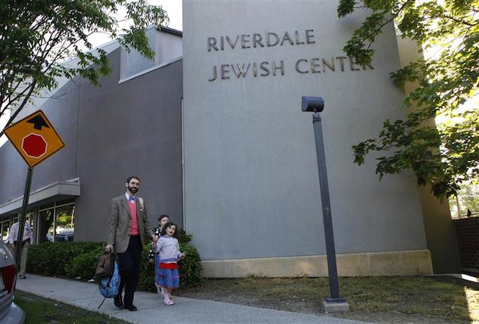 The Riverdale Jewish Center has been engulfed in controversy since the New York Times published an article about its rabbi, Jonathan Rosenblatt.