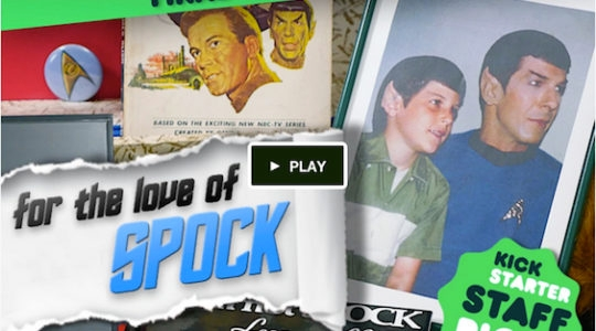 The Only Leonard Nimoy Documentary You'll Ever Need
