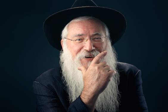A Rabbi (and Movie) for All Your Sexual Hangups