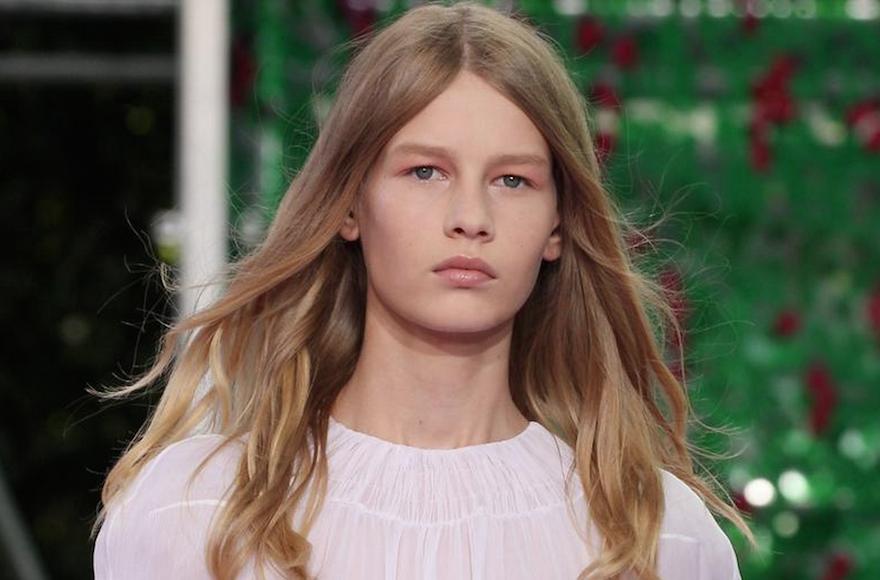 blogs models sofia machetner paris july