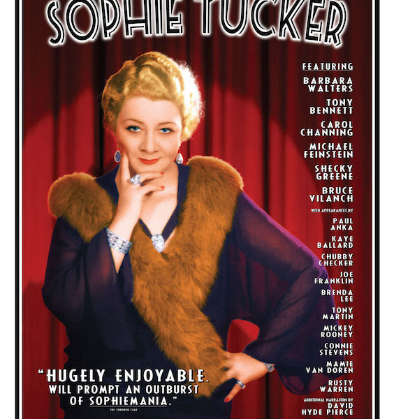 Bawdy and Blonde, the Outrageous Sophie Tucker