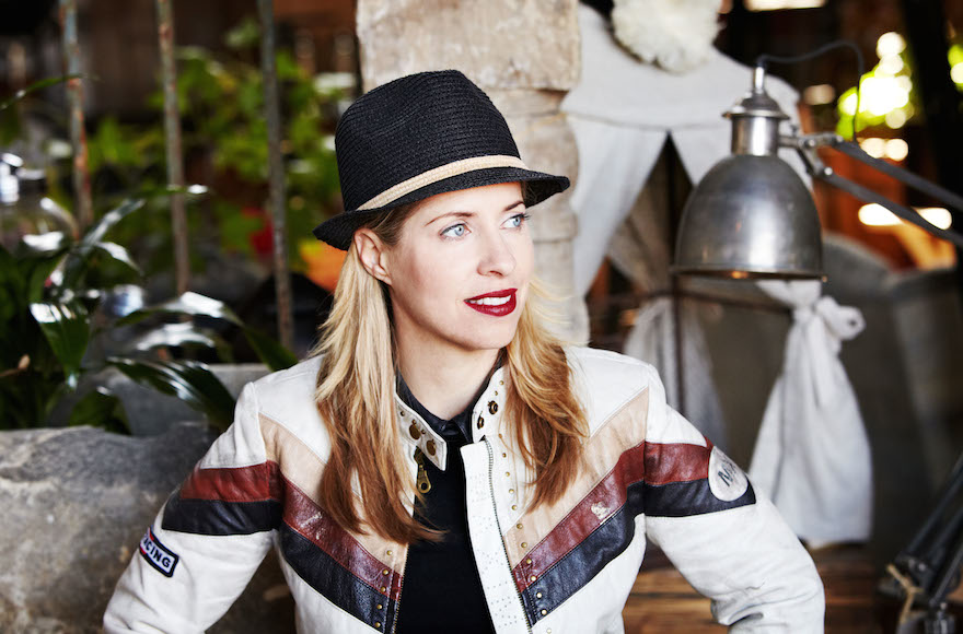 Tiffany Shlain has quietly become one of the most influential Jewish filmmakers in the country. (Courtesy of Tiffany Shlain)