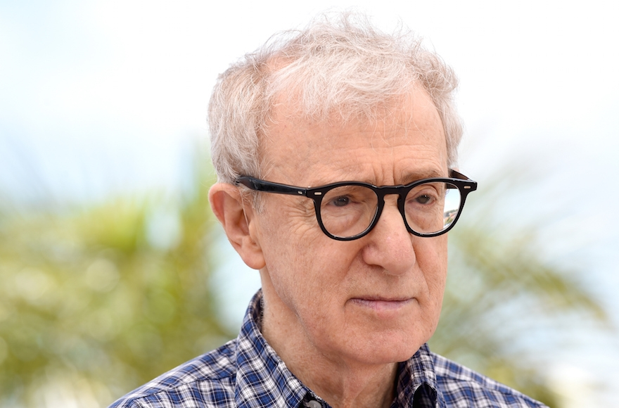 Woody Allen at the 68t...