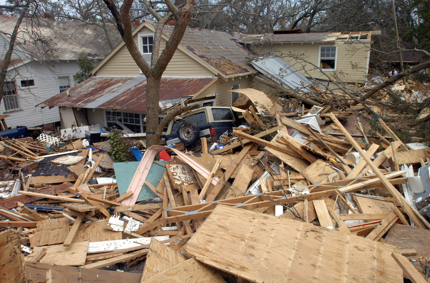 in the wake of hurricane katrina In the previous article, we discussed the need to quickly respond to a disruption, and the need to move quickly the response by the national guard and the federal.