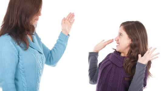 Daughter Got Her Period? Slap Her.