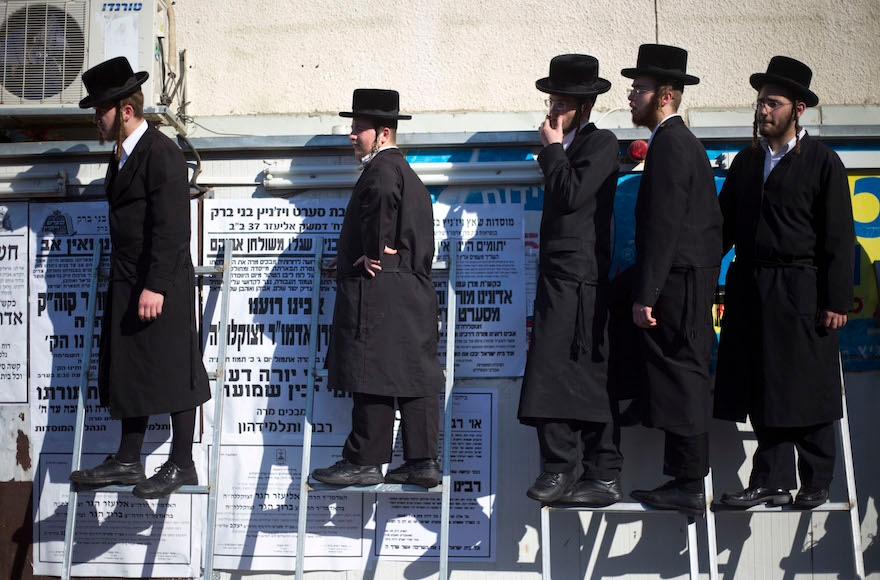Haredi Jews In Israel: How The Pew Study Reveals A Gulf Between U.S. And Israeli