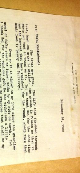 Helen Keller Had a Rabbi?