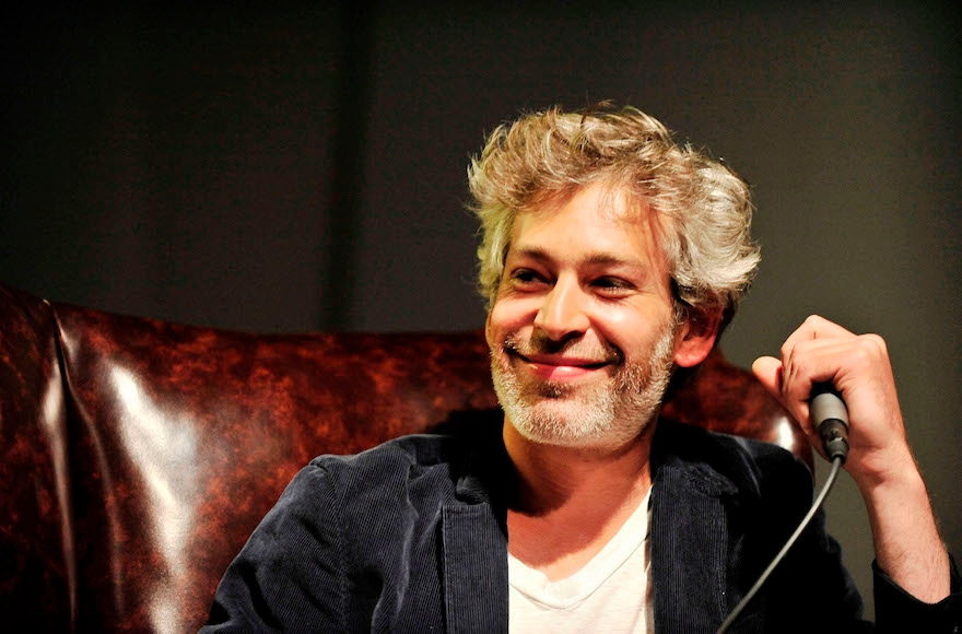 Matisyahu at the Sonos Studio in Los Angeles, California on May 20, 2014. (Jerod Harris/Getty Images for Sonos)