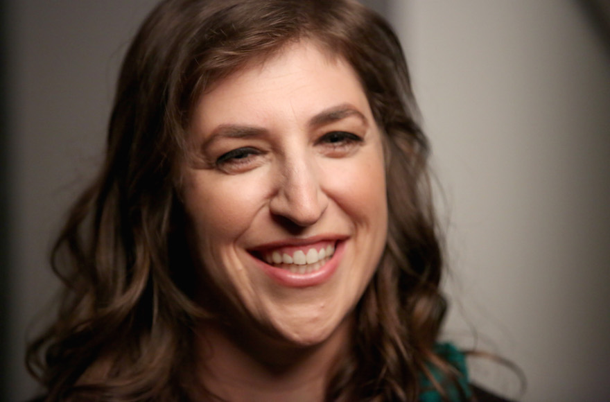 Actress Mayim Bialik attending at an event in West Hollywood on May 28, 2014. (Jonathan Leibson/Getty Images)