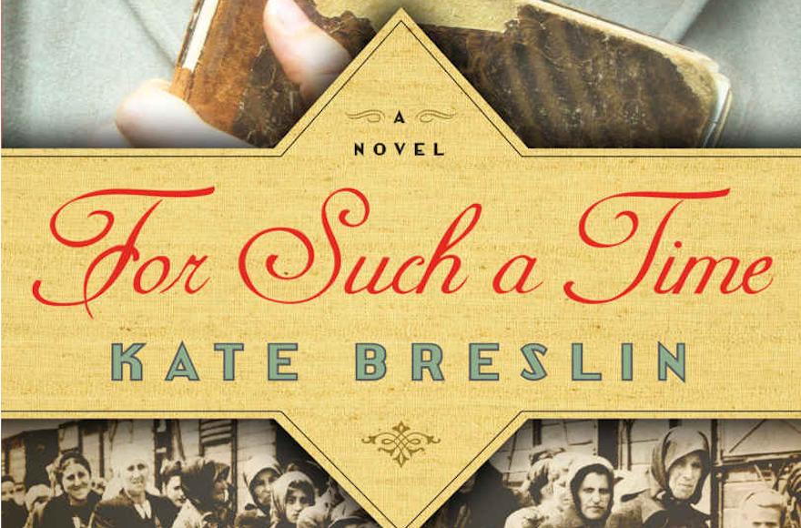 The cover of Kate Breslin's award-nominated novel