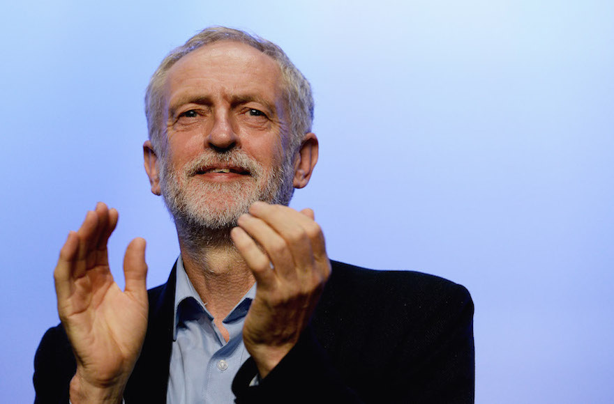 Labor leader Jeremy Corbyn and British Jewry may need to ...
