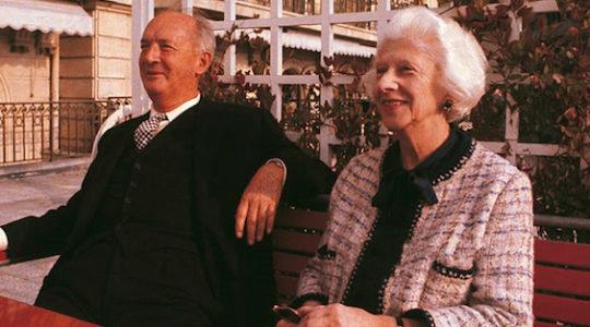 Vladimir Nabokov's Spirited Jewish Wife