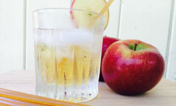 Apples and honey punch (Shannon Sarna)