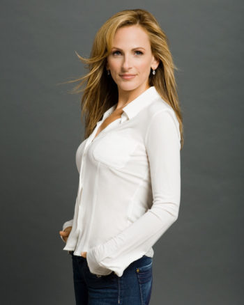 Academy-Award winning actress Marlee Matlin. (Courtesy of Marlee Matlin)