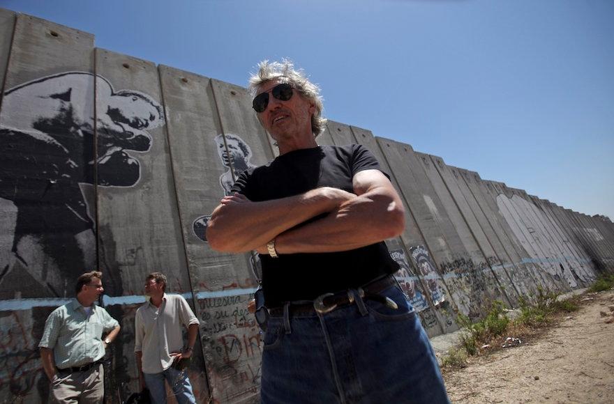 Pink Floyd Founder Bon Jovi Stands With Settler Who