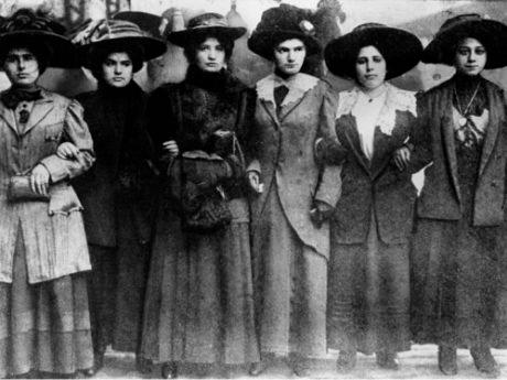 The Jewish Women Who Broke Big Garment's Back