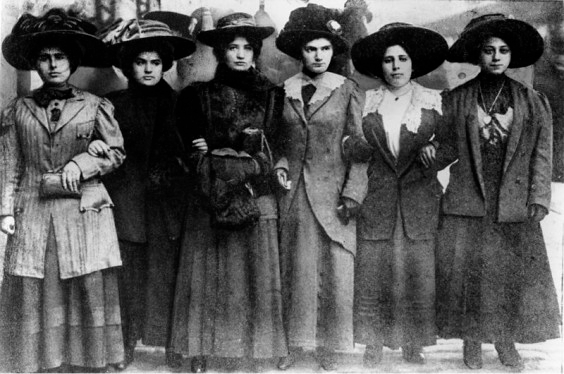 The Jewish Women Who Broke Big Garment's Back