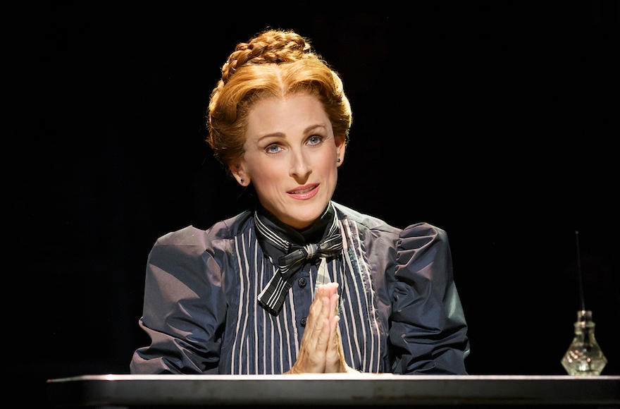 "Marlee Matlin stars in the Deaf West Theater's production of ""Spring Awakening"" on Broadway. (Joan Marcus)"