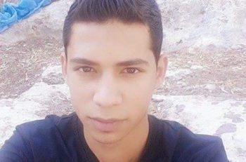 Muhannad Shafeq Halabi, 19, was identified as the attacker of two Israeli men on October 3, 2015 in a stabbing attack in Jerusalem's Old City. (Israel Police)