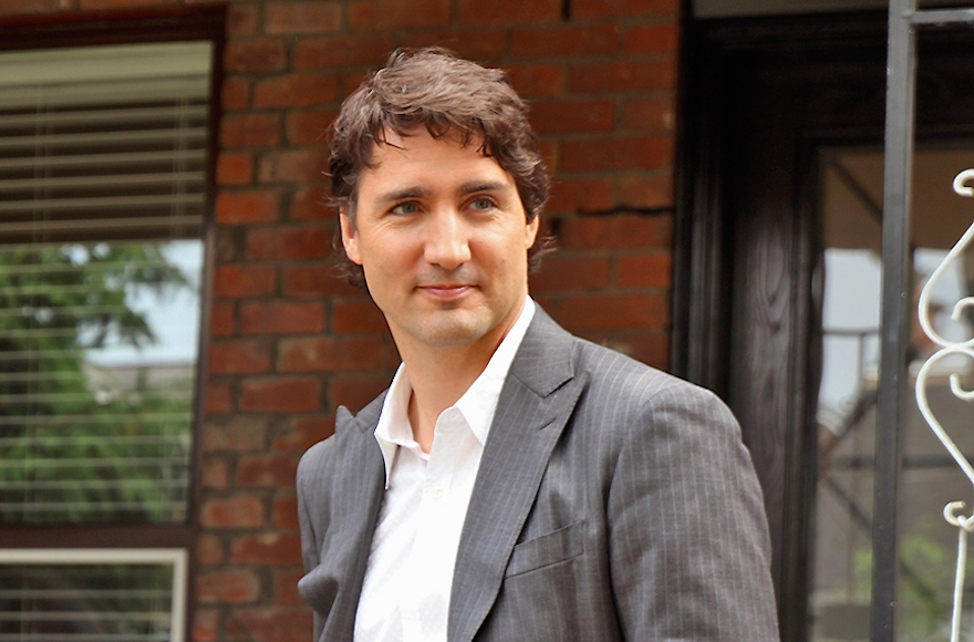 Justin Trudeau in Toronto, June 16, 2014. (Flickr Commons)