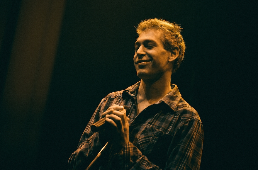 Matisyahu performing in Moscow, Dec. 7, 2014. (Shutterstock)