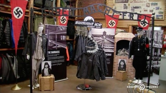 Buy a Jacket, Remember 6 Million Jews