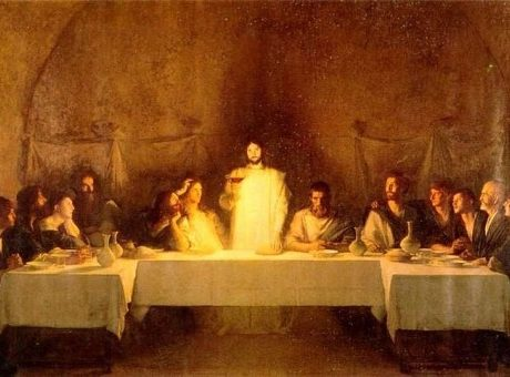The Year Jesus Came to Thanksgiving. Sorry, Jews, etc.