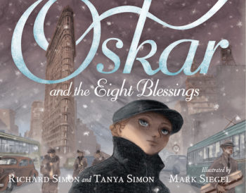 """Oskar and the Eight Blessings"" (Courtesy of Macmillan Children's Publishing Group)"