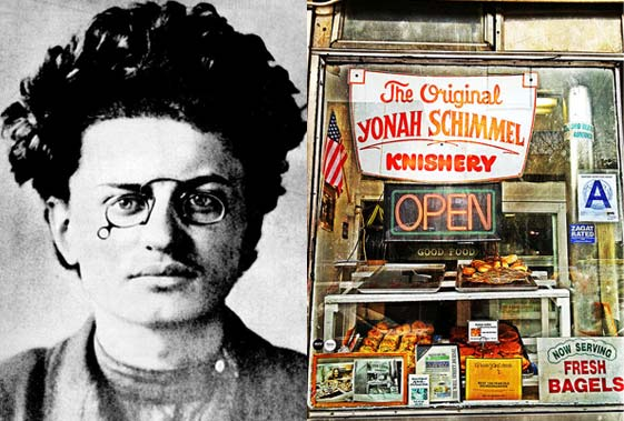 Trotsky's Yogurt is Alive and Well in NYC, And You Can Eat It
