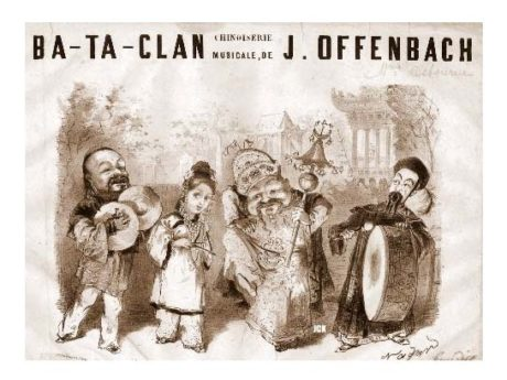 """The """"Bataclan"""" Was Named For This Jewish Operetta"""