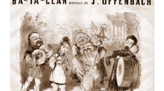 "The ""Bataclan"" Was Named For This Jewish Operetta"