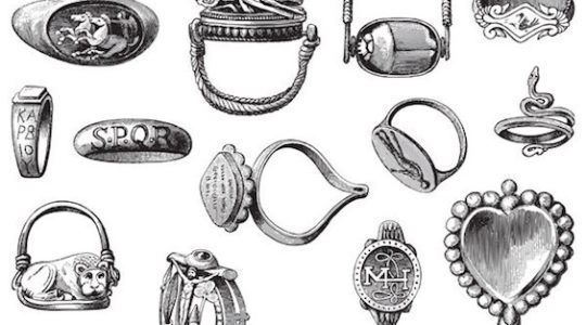 The Medieval Jewish Wedding Ring Tradition You Probably Never Knew About