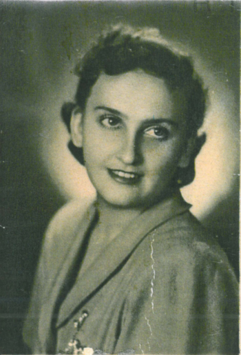 Krystyna Jakubowska (Courtesy of Jewish Foundation for the Righteous)