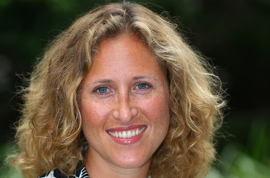 Rochelle Shoretz was the founder and executive director of Sharsheret. (Courtesy of Sharsheret)