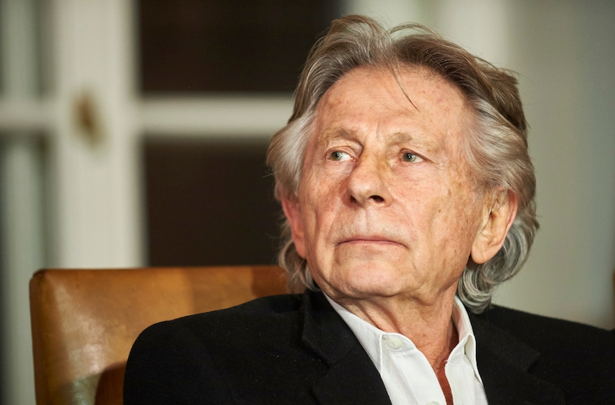 French-Polish film director Roman Polanski attending a press conference at the Bonarowski Palace Hotel in Krakow, Poland, Oct. 30, 2015. (Adam Nurkiewicz/Getty Images)